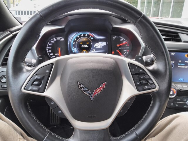 Pre-Owned 2014 Chevrolet Corvette Stingray 3LT