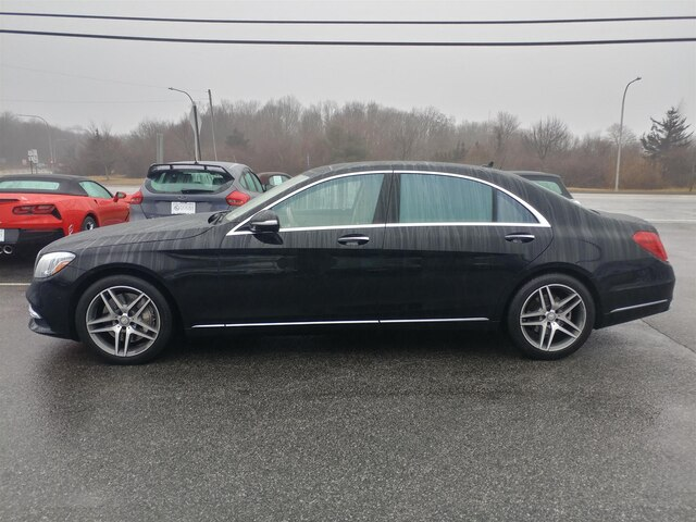 Pre-Owned 2018 Mercedes-Benz S 450 S 450
