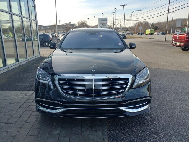 Pre-Owned 2018 Mercedes-Benz Maybach S 560 Maybach S 560