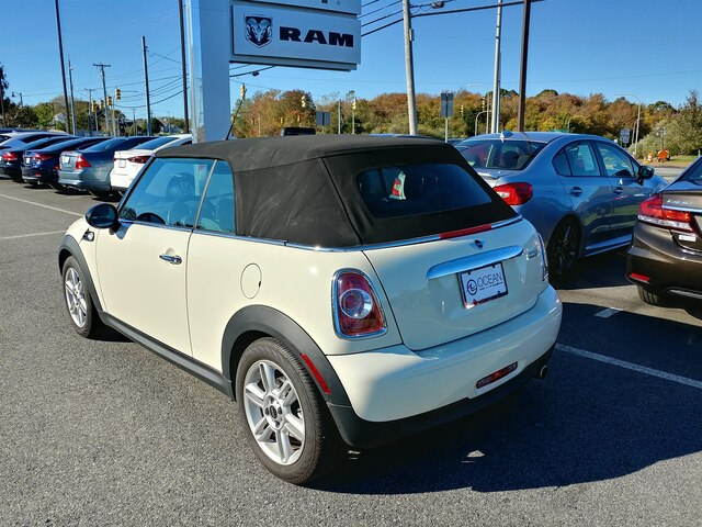 Pre-Owned 2015 MINI Convertible Cooper