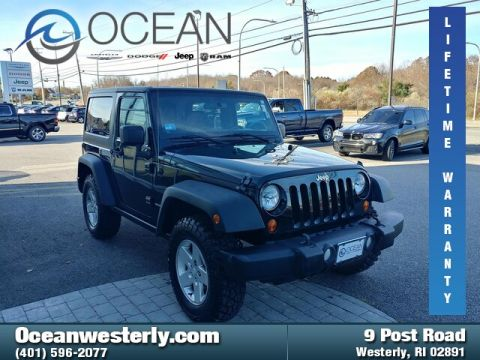 Pre-Owned 2011 Jeep Wrangler Rubicon