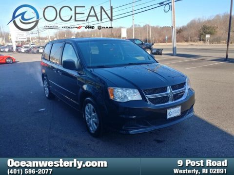 Pre-Owned 2014 Dodge Grand Caravan AVP/SE